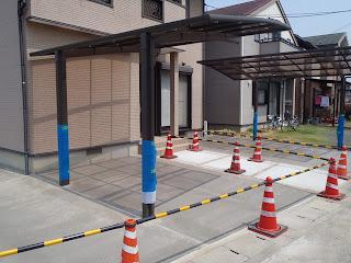 K様邸外構工事(5)