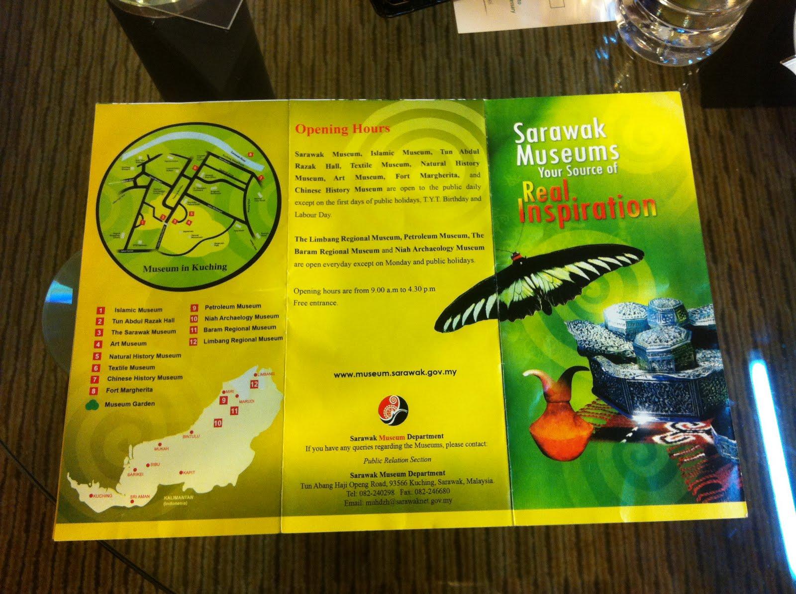 Percutian Ke Sarawak : Galeri Gambar Semasa Melancong Ke Sarawak