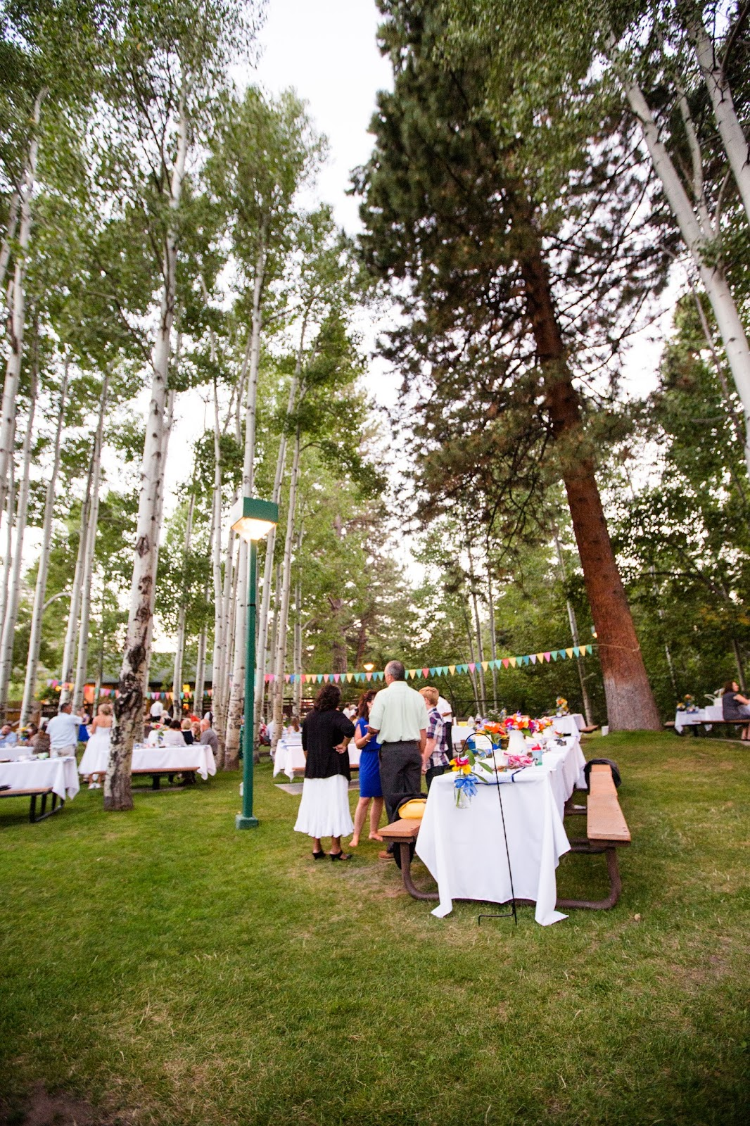 Aspen Grove wedding // Huong Forrest Photography // Take the Cake Event Planning