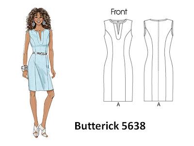 Butterick 5638