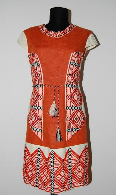 Сукня в українському стилі від студії Гойра, Львів, Україна