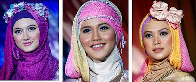 Model JilbabTerbaru Dian Pelangi