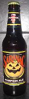 Pumpkin Ale (Saranac, Matt Brewing)