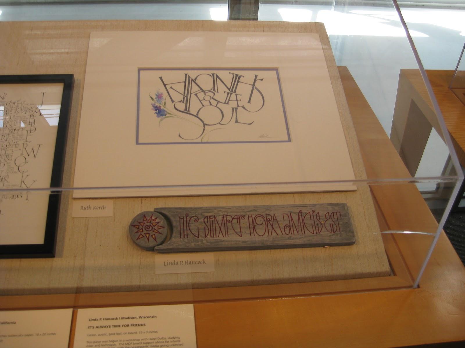 Mil Plumas Calligraphy Kalligraphia 13