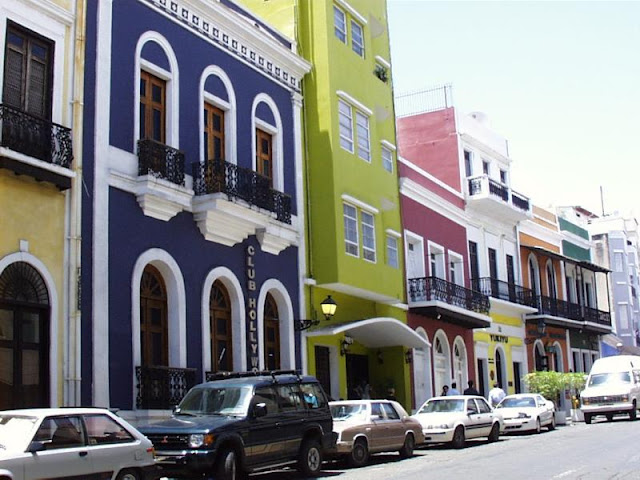Architecture In Puerto Rico