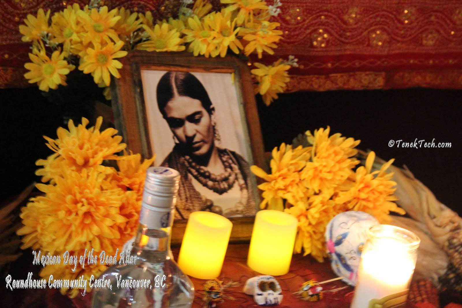 Living Vancouver Canada: Mexican Day of the Dead ... Celebration Of Death