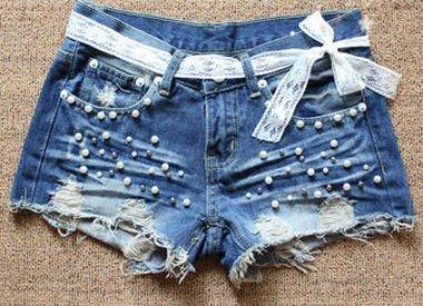 Dicas de beleza Shorts bem rasgados )