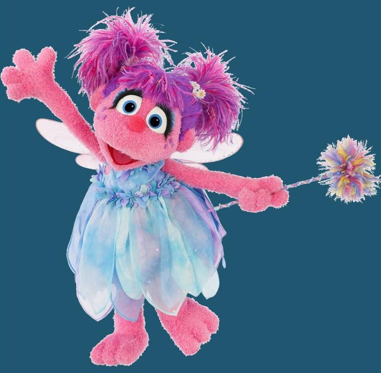 It is a picture of Ridiculous Abby Cadabby Images