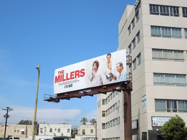 Millers season 1 billboard