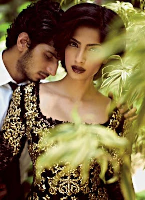 Sonam Kapoor's Photoshoot for Filmfare