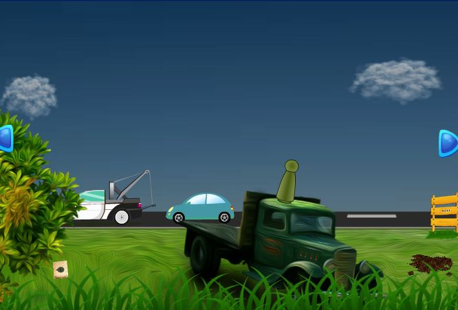 Play Games2Jolly Car Tow Escap…