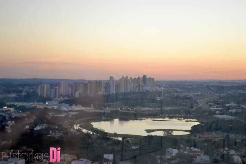 Vistas de Curitiba da Torre