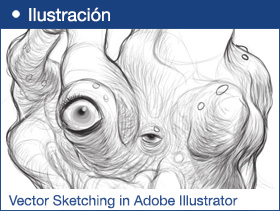 Vector Sketching in Adobe Illustrator