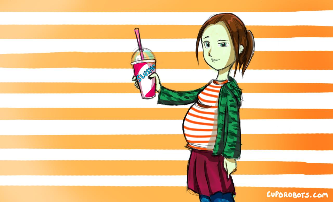 Embarazo adolescente: La joven vida de Juno- embarazo