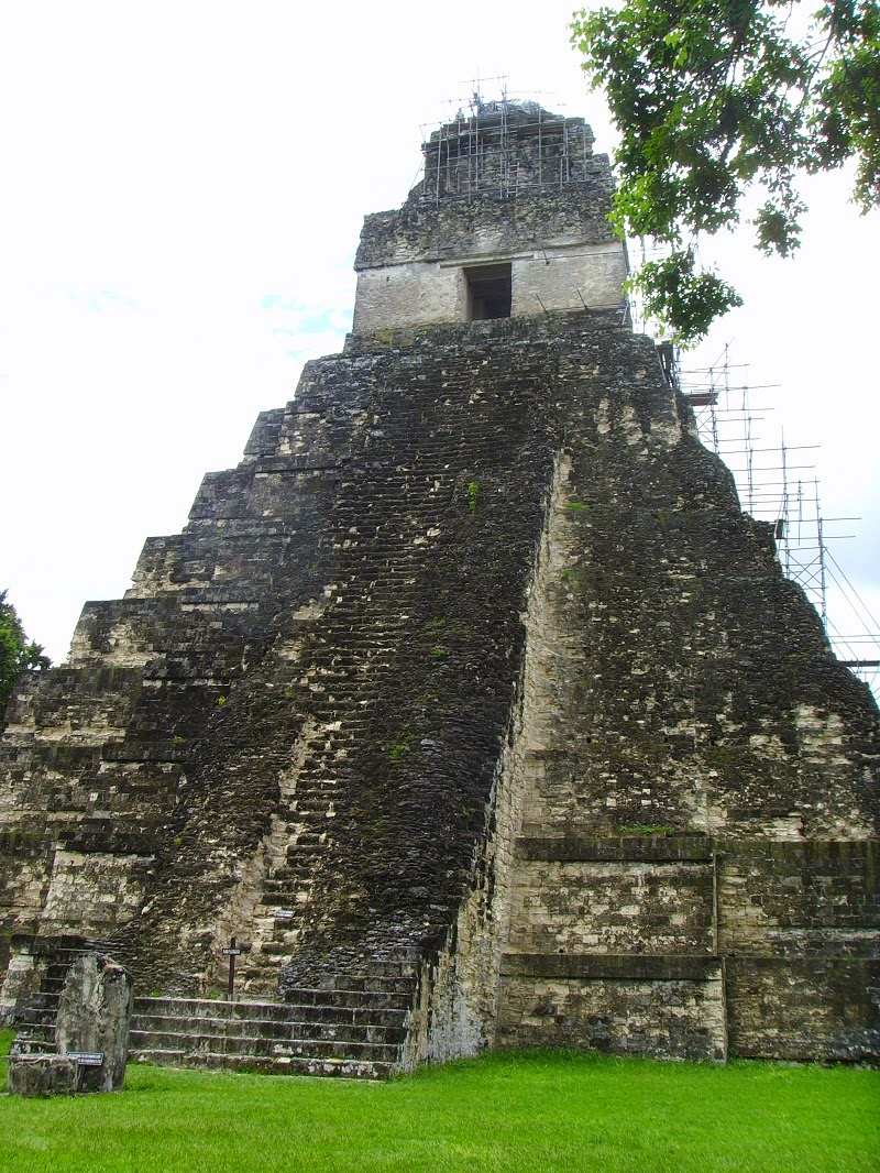 maya indianernes pyramider