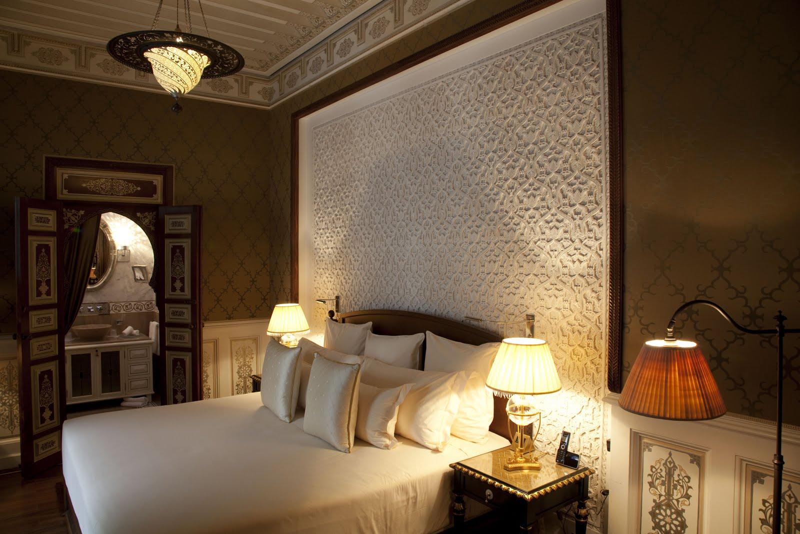 HÔtels de rÊve: le royal mansour marrakech