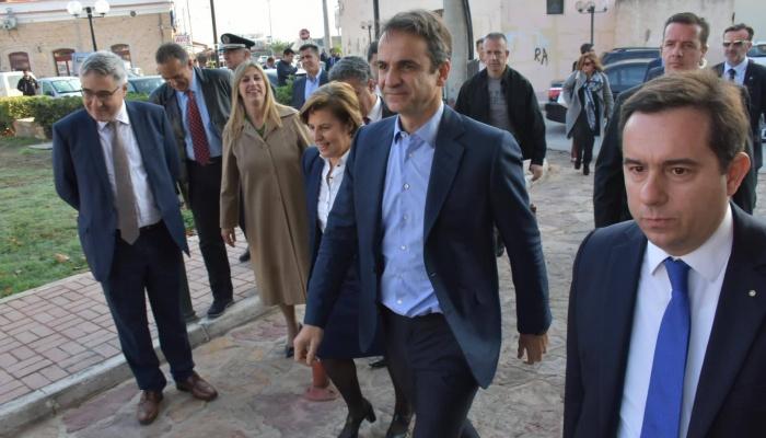 Μητσοτάκης για Μάνδρα: Εξ ορισμού την ευθύνη έχουν η κυβέρνηση και η τοπική αυτοδιοίκηση