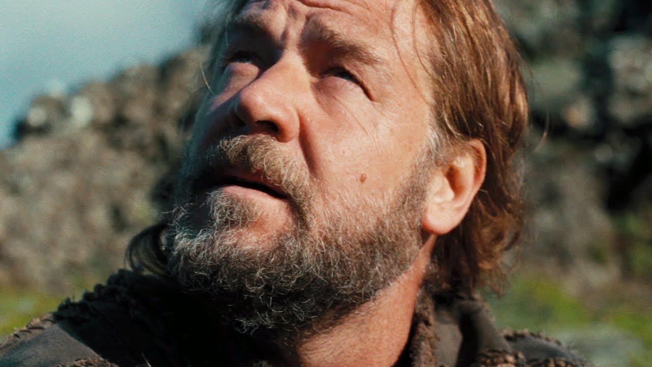 Noah - Russel Crowe | A Constantly Racing Mind