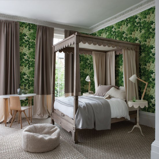 Victoria dreste designs guest bedrooms for 4 poster bedroom ideas