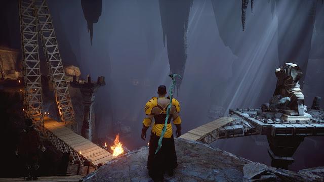 Dragon Age: Inquisition, The Descent