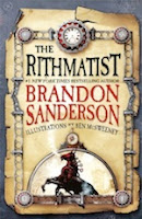 bookcover of THE RITHMATIST  (Rithmatist #1)   by Brandon Sanderson