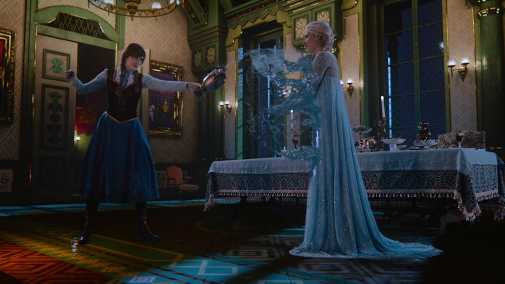 Once Upon a Time 4x08-09.Smash The Mirror
