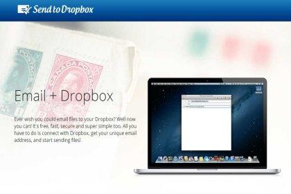 Email 傳送檔案到 Dropbox 的各種應用情境 (Send to dropbox)