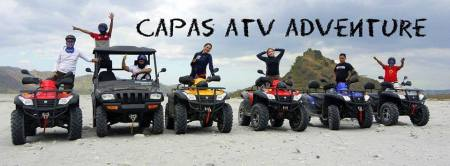 PINATUBO ATV RIDES-AS LOW AS PHP 1000 NET