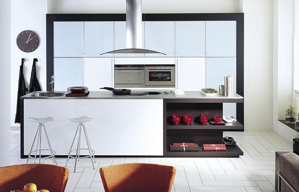 Cucina linee guida base per la progettazione - Tappeti guida per cucina ...
