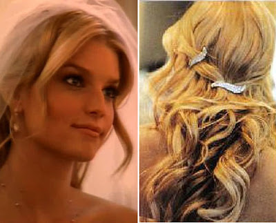 Trendy Celebrity Wedding Hair Styles 2010/2011