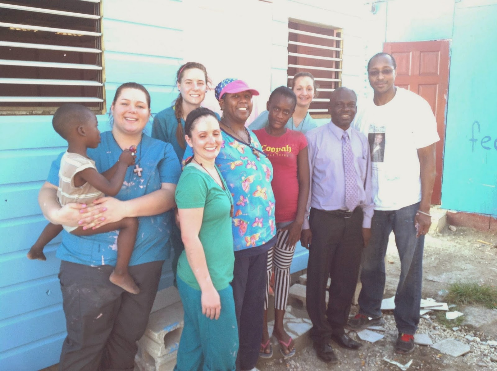 Jamaica: And We\'re Off... | Nazareth Study Abroad