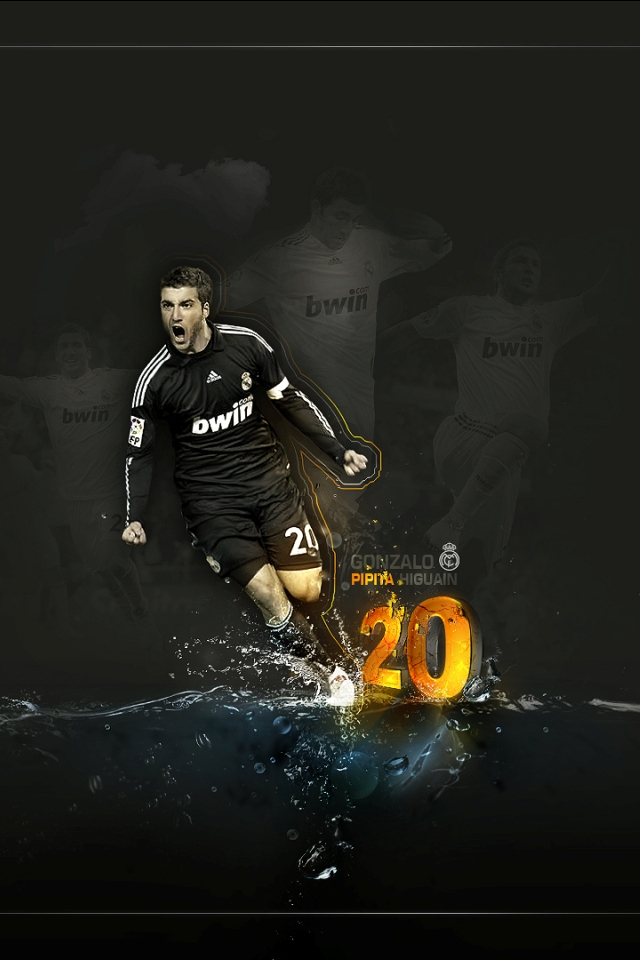 pqwallpaper download 10 soccer players iphone wallpapers