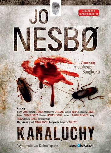 Jo Nesbø i Harry Hole