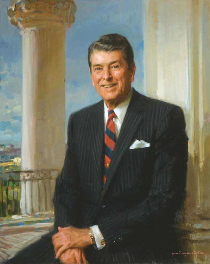 ronald reagon president analysis Ronald reagan was the us president from 1981 to 1989 the reagan  revolution focused on reducing government spending, taxes, and.