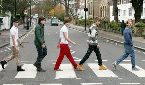 One Direction son los nuevos The Beatles ?
