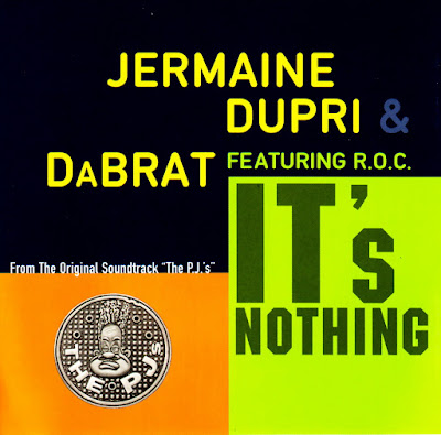 Jermaine Dupri & Da Brat Feat. R.O.C.- It\'s Nothing (The P.J.\'s)-Promo-CDS-1999