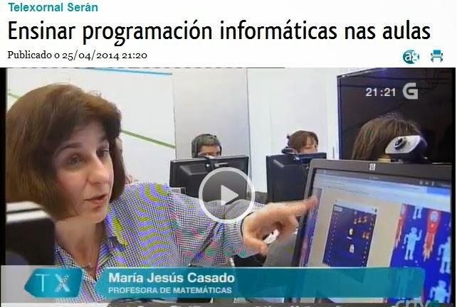 http://www.crtvg.es/informativos/ensinar-programacion-informaticas-nas-aulas-802761