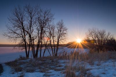 Sunrise, Cherry Creek State Park
