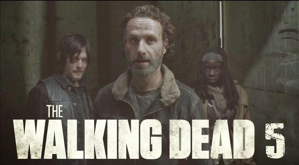 THE WALKING DEAD 5 - 13 de Octubre estreno en FOX