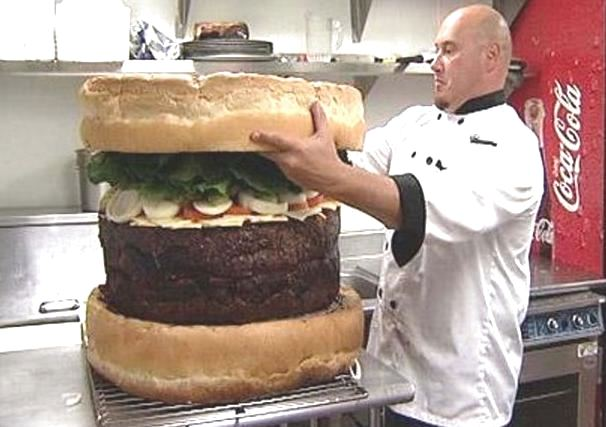 10 Biggest Food and Drink Records In The World | Web Artikel