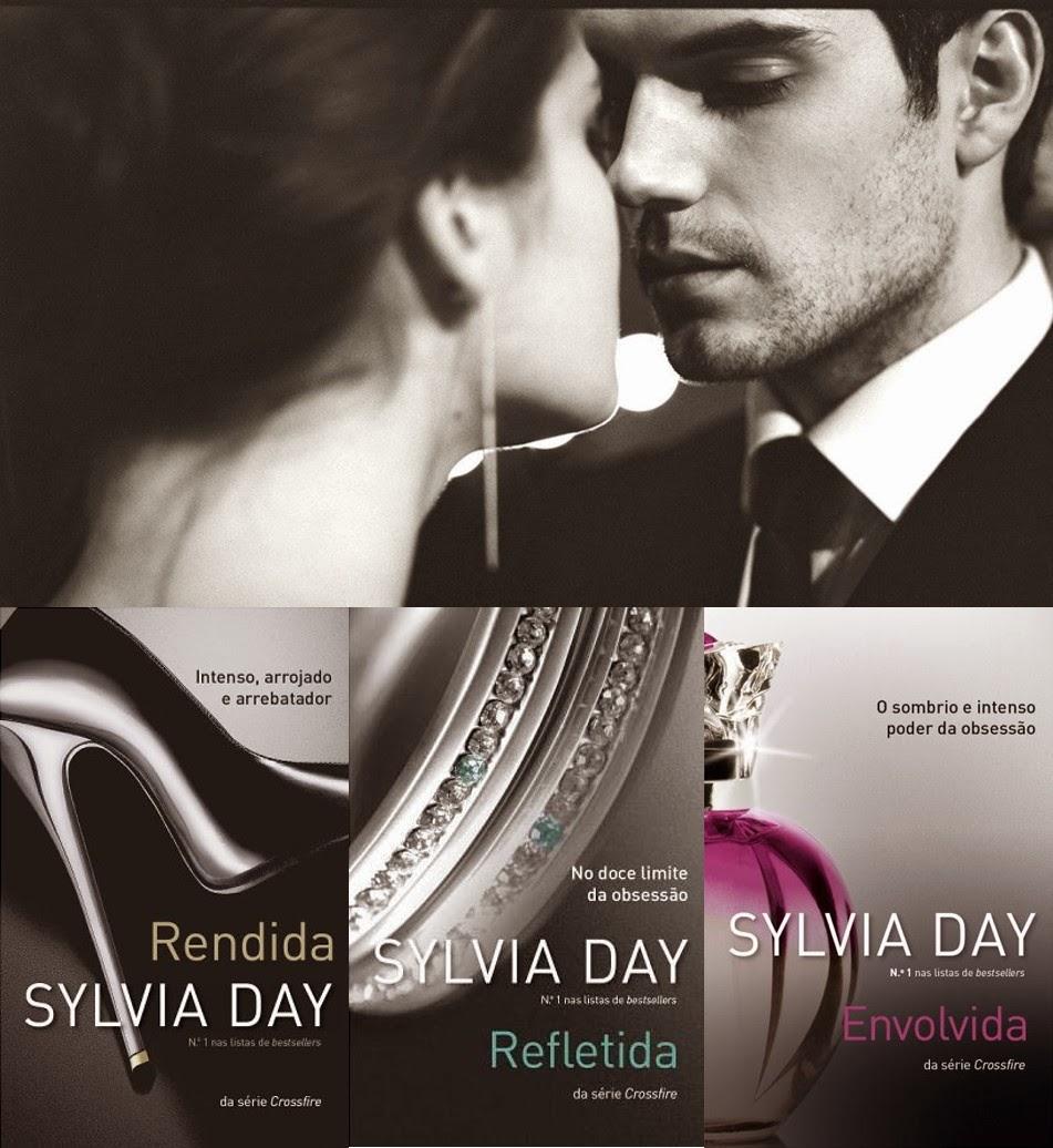 Efeito dos Livros: Opinião :: Série Crossfire de Sylvia Day