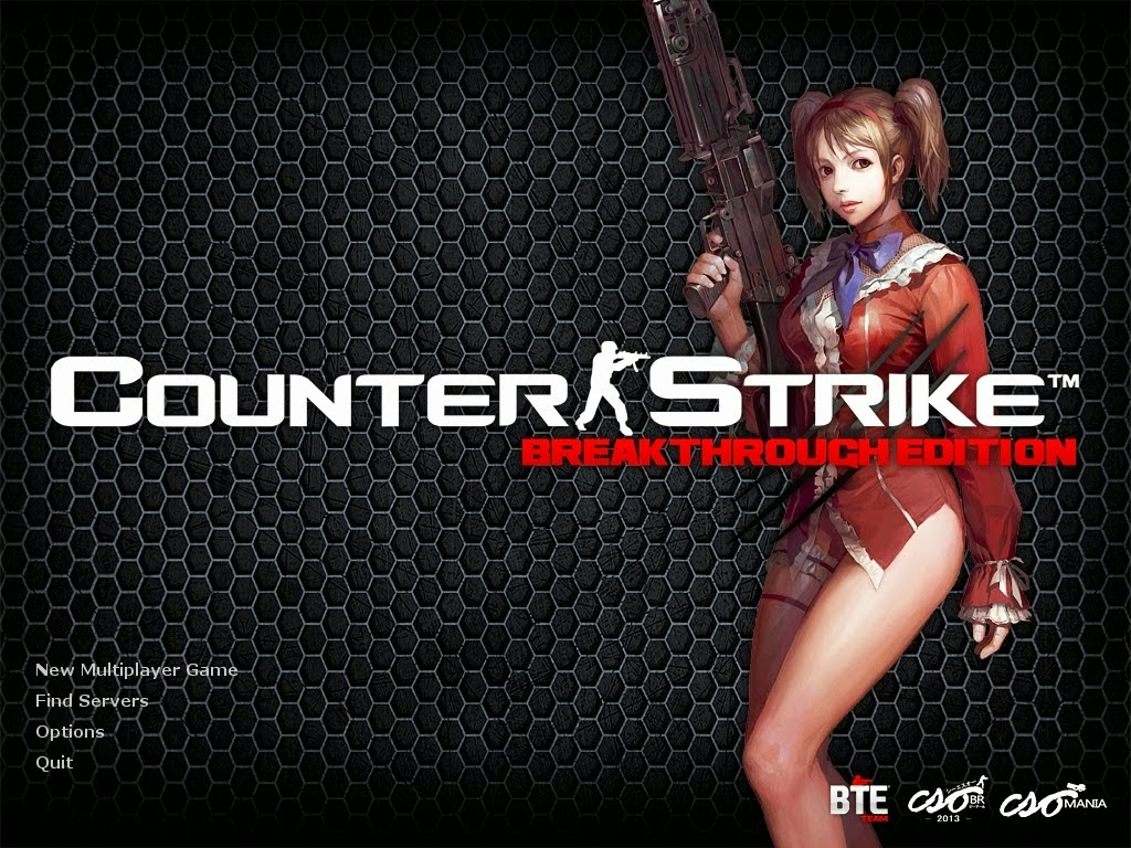Free Download Counter Strike BreakThrough Edition ( CSBTE ) Final Full Version PC