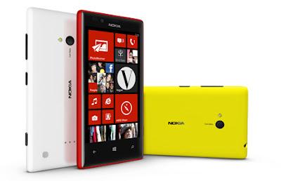 Harga dan Spesifikasi Nokia Lumia 720