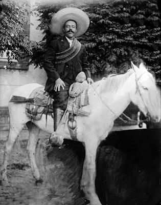 Pancho Villa clip art