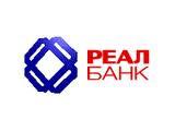 Реал Банк логотип