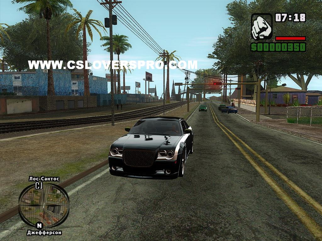 Grand Theft Auto San Andreas B13 Need For Speed Edition Full Version Free Download ...