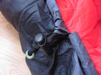 Hood Stopper in Sleeping Bag