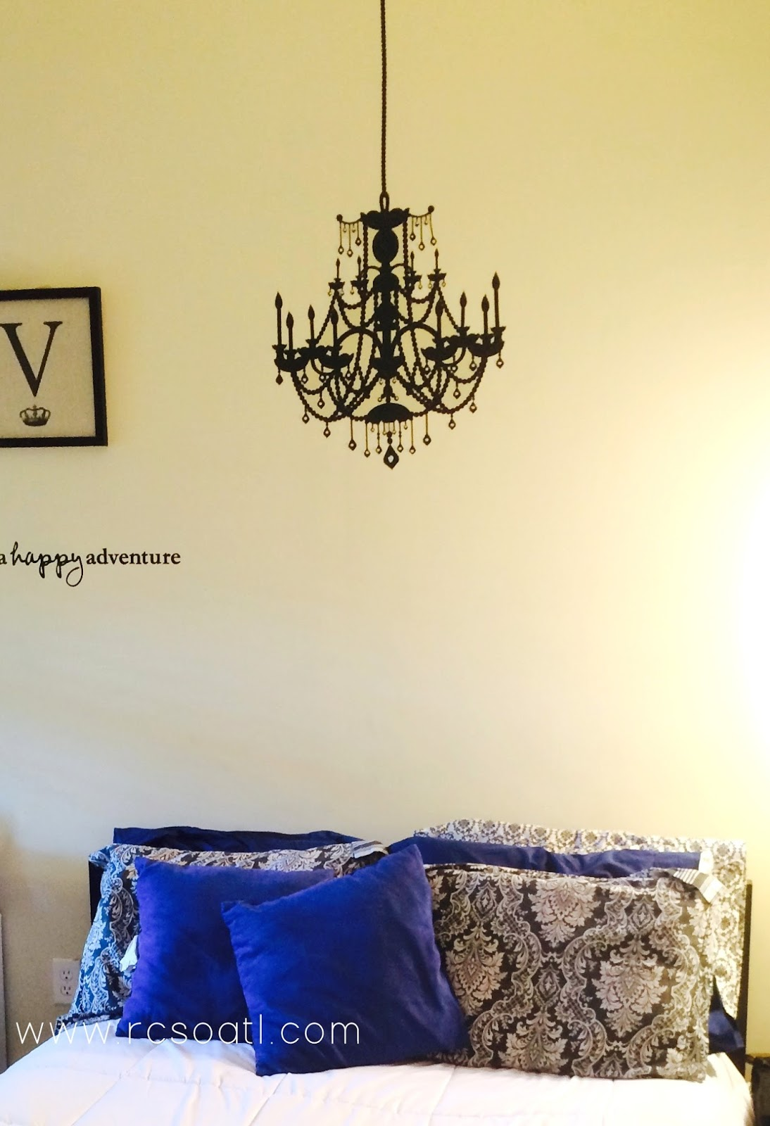 Stunning Blue Wall Decor Gallery - The Wall Art Decorations ...