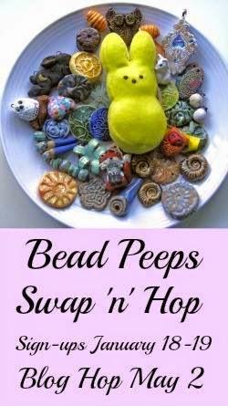 Bead Peeps Swap N Hop 2015