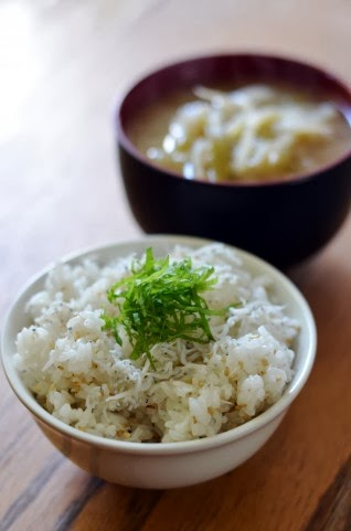 japanese-gohan!